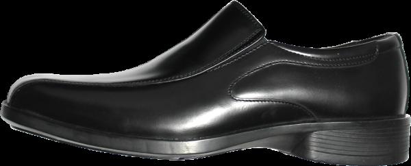 Zapatos Llano Negro 1