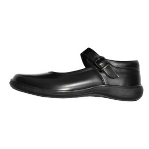 Zapato Escolar Niña Negro