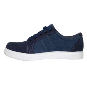 Zapatillas Hombre azul marino